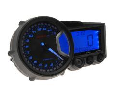 Multifunctional speedometer Koso RX2 GP Style