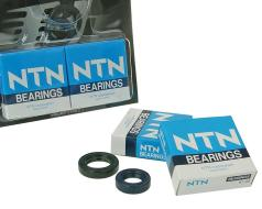 Crankshaft bearing set Naraku heavy duty incl. oil seals