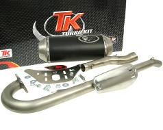 Exhaust Turbo Kit Quad / ATV 4T E-marked