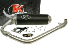 Exhaust Turbo Kit X-Road E-marked