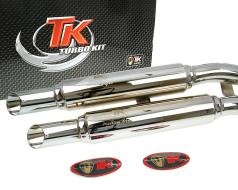 Exhaust Turbo Kit X-Road Custom