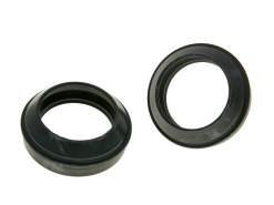 Front fork oil seal set 26x35.5/37.7x6/13.5