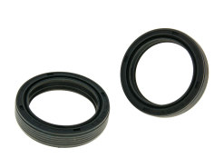 Front fork oil seal set 31.7x42x9