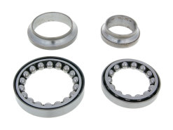Steering bearing set