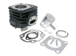 Cylinder kit Airsal sport 49.2cc 40mm, 39.2mm cast iron