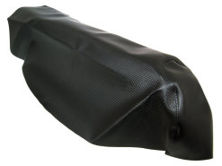 Seat cover carbon look