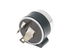 Flasher relay 2-pin 12V soundless