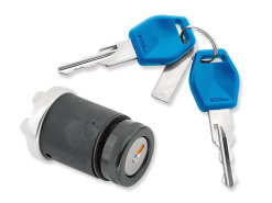 Ignition lock / switch 4-pin universal