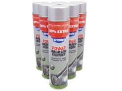 Brake cleaner spray / degreaser Presto 6x600ml