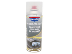 Battery pole protection spray Presto 400ml