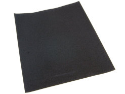 Dry sandpaper P180 230 x 280mm sheet