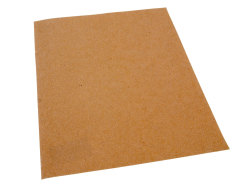 Dry sandpaper P40 230 x 280mm sheet