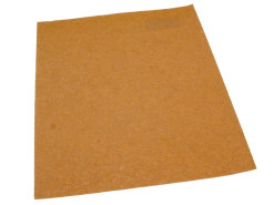 Dry sandpaper P60 230 x 280mm sheet