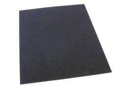 Dry sandpaper P80 230 x 280mm sheet