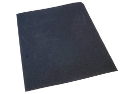 Wet sandpaper P240 230 x 280mm sheet