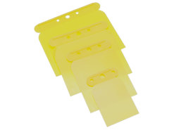 Filling blade / knife set Presto plastic (polypropylene) - 4 pcs