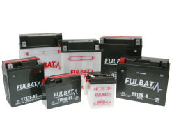 Battery product line Fulbat