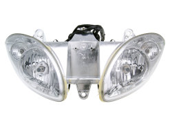 Headlight assy
