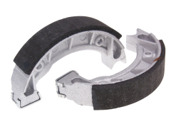Brake shoe set Polini 105x20mm for drum brake