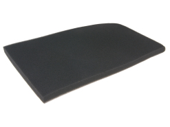 Air filter foam 20cm x 30cm - universal