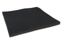 Air filter foam 25cm x 25cm - universal