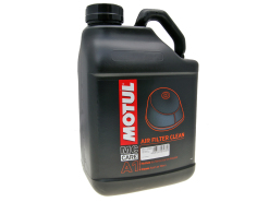 Motul A1 air filter clean 5 liters