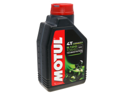 Motul engine oil 4-stroke 4T 5100 10W40 1 Liter