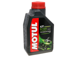 Motul engine oil 4-stroke 4T 5100 10W50 1 Liter
