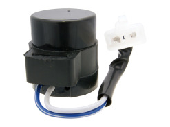 Flasher relay 2-pin 12V soundless with plug