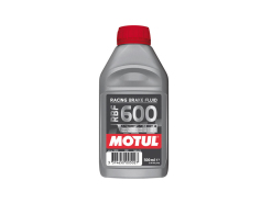 Motul RBF 600 Factory Line DOT 4 racing brake fluid 500ml