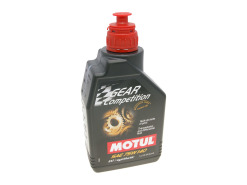 Motul transmission oil Gear Competition transmission and differential fluid 75W140 1 Liter