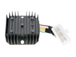 Regulator / rectifier 6-pin incl. wire