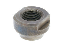 Front wheel axle cone nut M11