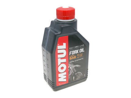 Motul fork oil Factory Line Road & Off Road light 5W 1 Liter