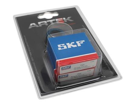 Crankshaft bearing set ARTEK K1 racing SKF polyamide
